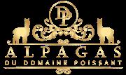 Alpagas du Domaine Poissant Logo
